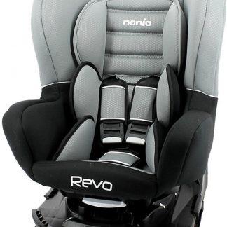 Nania Draaibare autostoel Revo SP Luxe Grey (0-18kg)
