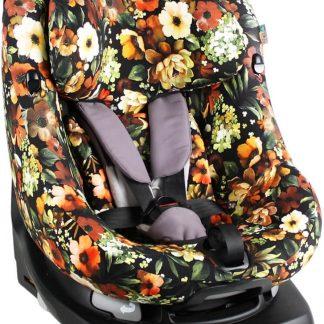 Ukje - Maxi Cosi Axissfix Autostoel Hoes - Zwart