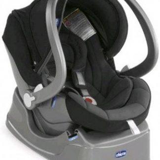 Chicco Auto-Fix - Autostoel I-Move Groep 0+ zwart
