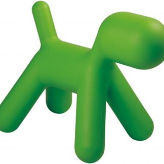 Design kinderstoel Puppy chair large groen