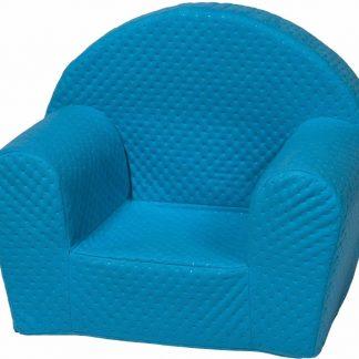 Kinderzetel kinderstoel blauw - relaxfauteuil