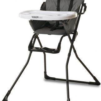 Titaniumbaby iDinner! - Kinderstoel - Donkergrijs