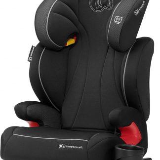 Kinderkraft autostoel Unity met isofix Black (15-36kg)