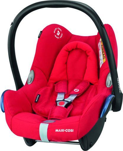 Maxi Cosi CabrioFix Autostoel - Nomad Red