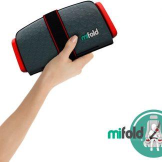 Mifold- De meest compacte zitverhoger- grijs