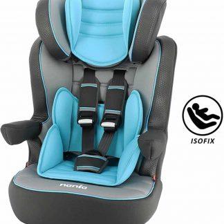 Nania ISOFIX Autostoel I-Max SP Luxe Blue