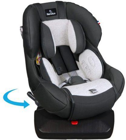 Renolux 360 - Autostoel - Grey