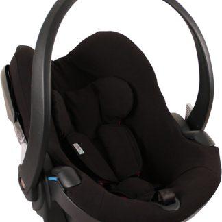 Ukje - Autostoel hoes BeSafe Stokke Izi Go (Modular) - Zwart