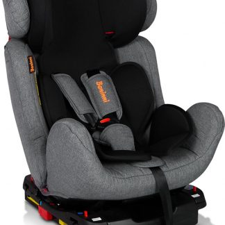 Autostoel Baninni Felice Fix Grijs (0-36kg)