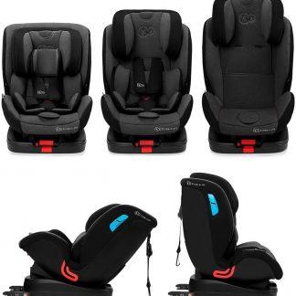 Kinderkraft autostoel Vado Black (0-25kg)