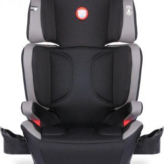 Lionelo Autostoel Hugo Isofix Groep 2-3 Zwart/grijs