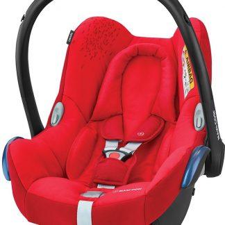 Maxi Cosi CabrioFix Autostoel - Vivid Red