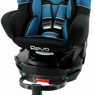 Nania Revo 360° - draaibare isofix autostoel - Blauw