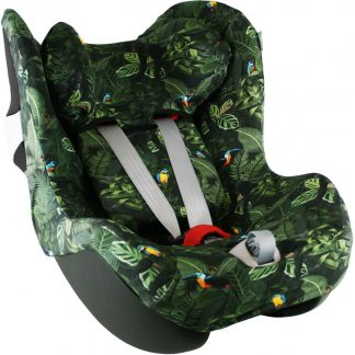 Ukje - Cybex autostoel hoes Cybex Sirona M - Groen