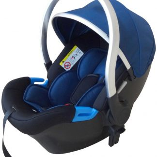 knorr-baby Autostoel - Reiswieg For You blauw
