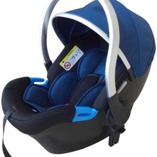 knorr-baby Autostoel - Reiswieg For You blauw