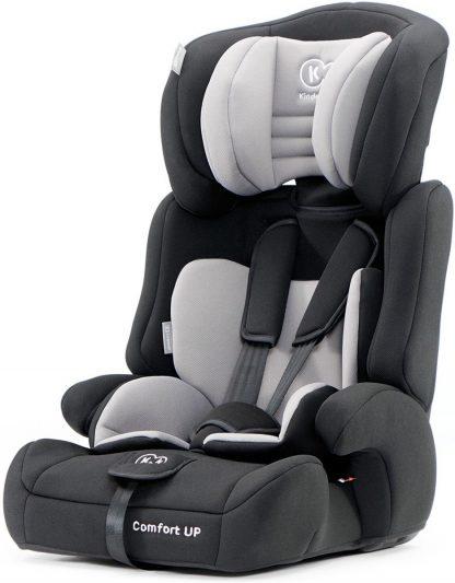 Kinderkraft autostoel Comfort Up - Zwart (9-36kg)