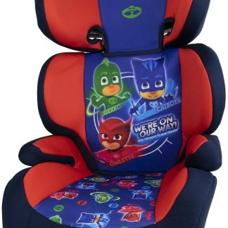 Nickelodeon Autostoel Pj Masks Groep 2-3 Blauw/rood