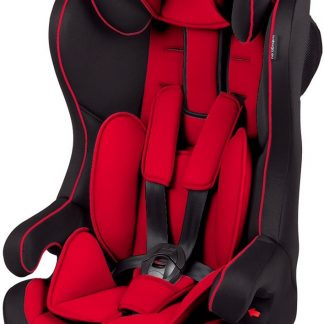 Autostoel BabyGO IsoFix Rood (9-36kg) (370-3)