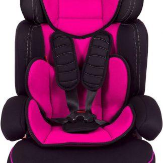 Autostoel BabyGO FreeMove SP Pink (9-36kg) (310-6)