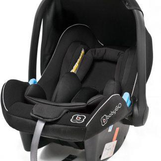 Autostoel BabyGO Travel XP Zwart (0-13kg)