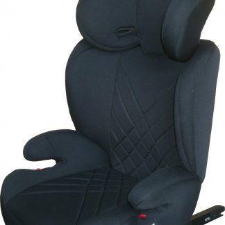 Autostoel Xena Groep 2/3 met Isofix - Zwart
