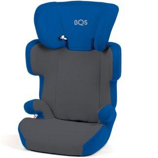 BabyAuto Kinderstoel BM Blauw/Grijs, 15 - 36 kg / 4 - 12 jaar