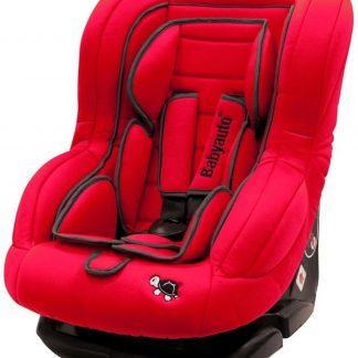 BabyAuto Kinderstoel Cocoo Rood, 0 - 18 kg / 0 - 4 jaar
