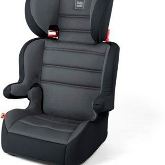 BabyAuto Kinderstoel Cubox Grijs/Zwart (opvouwbaar), 15 - 36 kg / 4 - 12 jaar