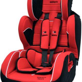 BabyAuto Kinderstoel Ezcon Rood, 9 - 36 kg / 9 maand - 12 jaar