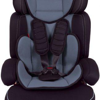 BabyGO Autostoel FreeMove SP - Grijs (9-36kg)