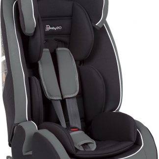 BabyGO autostoel Free IsoFix Grijs (9-36kg)