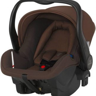 Britax Römer PRIMO BUNDLE autostoel inclusief base wood brown