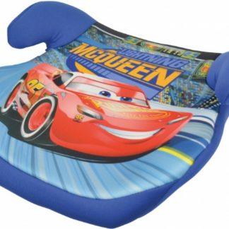 Disney Cars 3 Zitverhoger groep 2-3 blauw - Zit Verhoger Auto - Zit Verhoger