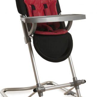 Kinderstoel iDinner! Rood