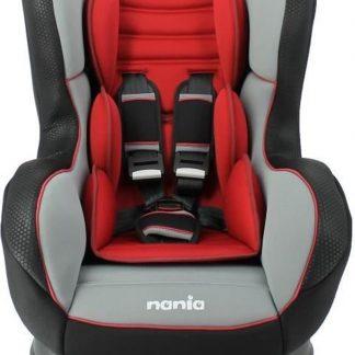 NANIA LUXE Cosmo Isofix autostoel - groep 1 - rood