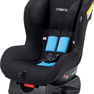 Cabino autostoel groep 1 - Met Organizer - Zwart - Blauw