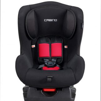 Cabino autostoel groep 1 - Met organizer - Zwart - Rood