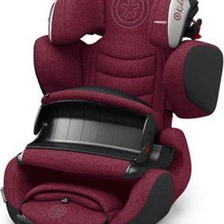 Kiddy Guardianfix 3 Autostoel Melange Beet Red