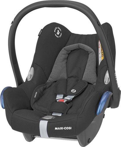 Maxi Cosi CabrioFix Autostoel - Essential Black