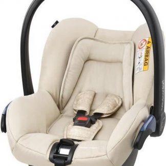 BEBE CONFORT Citi Group 0+ autostoel - Nomad Sand