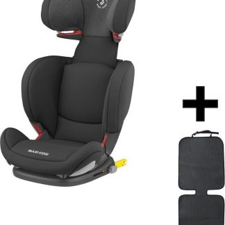 Maxi Cosi Autostoel RodiFix Airprotect Authentic Black + Gratis Stoelbeschermer