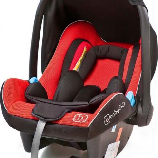 Autostoel BabyGO Travel XP Rood (0-13kg)