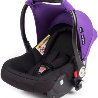 Baby Monsters Zonnekap Luna Autostoel 0+ Paars