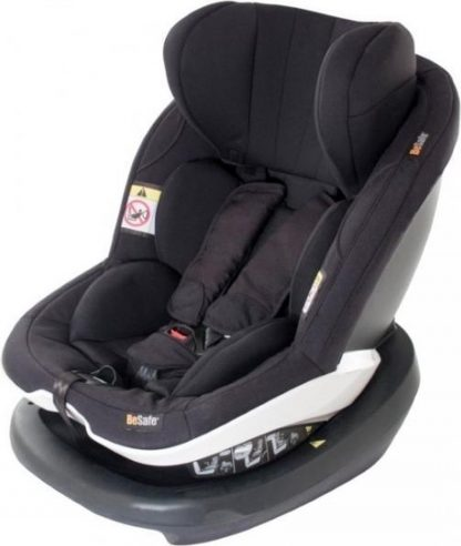 BeSafe iZi Modular iSize Autostoel Zwart