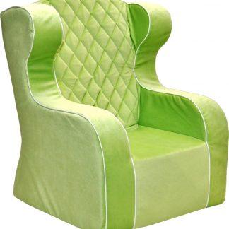 Kinderfauteuil / kinderstoel / peuterstoel --PREMIUM-- Groen