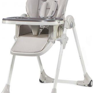 Kinderkraft Kinderstoel YUMMY - Grijs