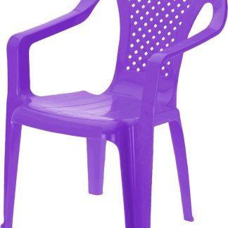 Kinderstoel in diverse kleuren