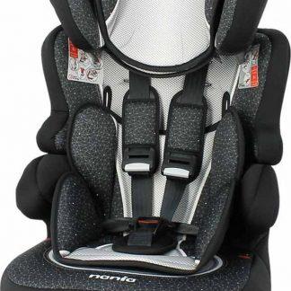 Nania Autostoel Beline SP Skyline - zwart (9-36kg)
