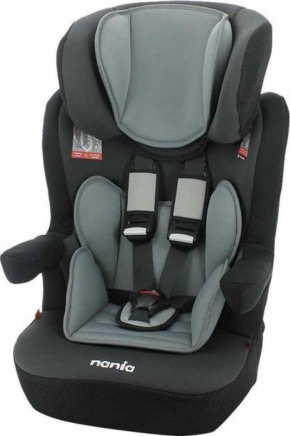 Nania Autostoel i-Max - Access Grey (9-36 kg)